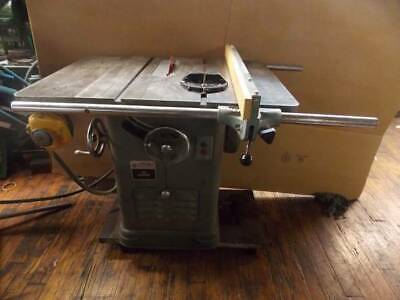 Rockwell 10 Unisaw Wfence And Miter Gage