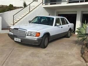 1987 Mercedes-Benz 300SEL Sedan $140,000 new PRICE NEG Marino Marion Area Preview