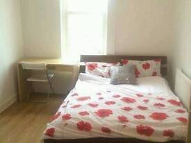 King size lovely double bedroom newly refurbished available near SEVEN SISTERS