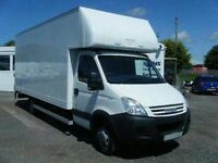 24 HOUR MAN AND VAN SERVICE LUTON VAN HIRE HOUSE MOVING OFFICE MOVERS MOTORBIKE RECOVERY PIANO