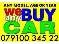 07910034522 SELL YOUR CAR 4x4 FOR CASH BUY MY SCRAP FAST
