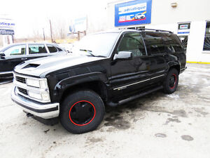 Ultimate winter beater 1996 Chevrolet Tahoe Base 4x4 SUV
