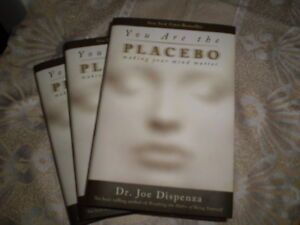 """""""You Are the Placebo"""" by Dr. Joe Dispenza (NEW) GREAT GIFT IDEA"""