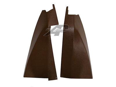 John Deere 50 55 60 New Brown Kick Panels 4050 4055 4250 4255 4450 4455 4560