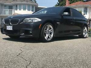 2011 BMW 5-Series 535i M package Sedan