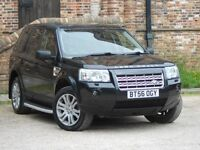 Land Rover Freelander 2 3.2 i6 HSE 5dr (black) 2006