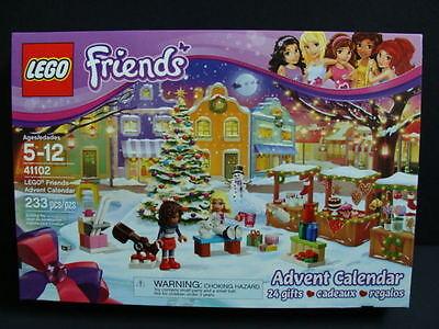 New Lego Friends 2015 Advent Calendar 41102 Christmas Countdown Gifts Dolls Nib