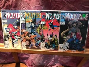 Wolverine #3,#4,#5 and #6 NM/MT 50% Off