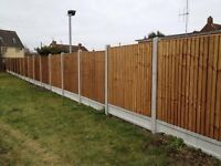 Solid timber Fenceing made to measure Liverpool
