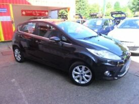 Fiesta 125 Zetec 5 Door Petrol low Insurance.