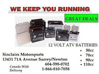 ★★★ELECTRIC SCOOTER BATTERIES TOP QUALITY HERE★★★