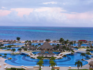 ALL INCLUSIVE VACATION CANCUN MOON PALACE RESORT MEXICO ($1500 RESORT CREDITS)