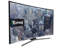 """40"""" Curve 4k SAMSUNG SMART TV UE40JU6740 Ultra HD Latest 4k ! LED TV warranty and delivered"""