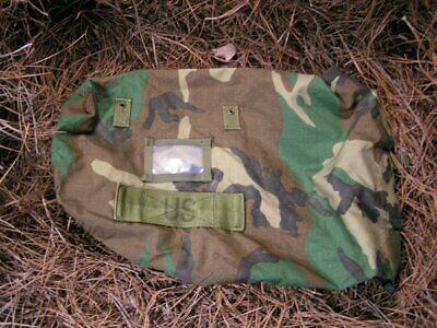 Paintball GC Military Protective Carrying Bag Ensemble Duffle Gear Woodland