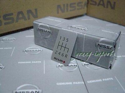 Nismo 6 Speed Shift Pattern Nissan Skyline R34 R33 R32 Juke Silvia S15