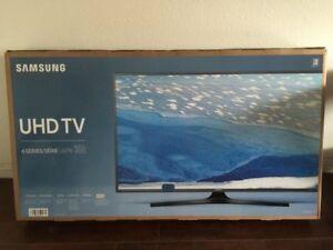 "Samsung 6290 55"" 4K UHD Smart Tv"