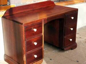 Small vintage writing desk Lilyfield Leichhardt Area Preview