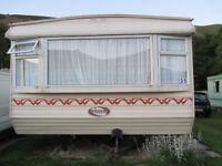 Caravan for rent/weekly holidays