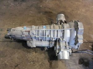 Audi A6 3.0 2002-2004 Automatic Tiptronic Transmission 5HP19 FEJ