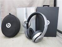 Beats Solo 2 Wireless Bluetooth Headphones (Space Grey)