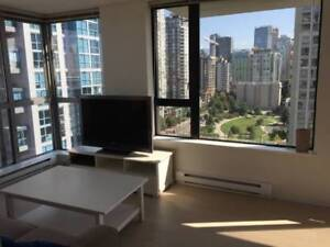 1BR - YALETOWN  1 BEDROOM FULLY FURNISHED @ OSCAR for RENT