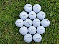 Grade A+ :Titleist Pro V1 and Pro V1X balls MIXED BOXES ONLY