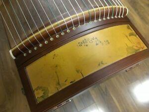 53-Travel-21-String-Rosewood-Guzheng-Chinese-Zither-Harp-Instrument-Koto