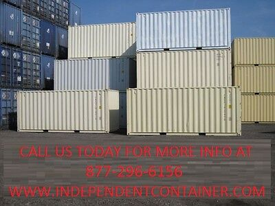 New 20 Shipping Container Cargo Container Storage Container In Baltimore Md