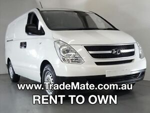 RENT TO OWN FOR $289 P/W *12 month contract* 2010 Hyundai iLoad Woodville Park Charles Sturt Area Preview