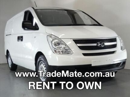 RENT TO OWN FOR $289 P/W *12 month contract* 2010 Hyundai iLoad