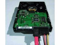 cctv hard drive sata 500 gig fit and forget-loop=£10