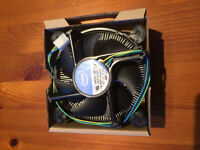 Fan de Processeur NEUF//CPU Cooler:Brand New INTEL ( i7 4690k )