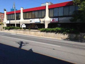 Office /retail space available downtown belleville