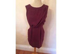 Top Shop size 10 lightweight dress