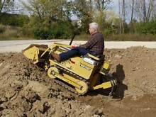 MAGNATRAC RS1000 Mini Bulldozer manual pak Burnie Burnie Area Preview