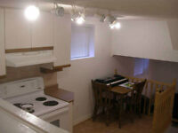 1 Bedroom in a Shared Clean Basement