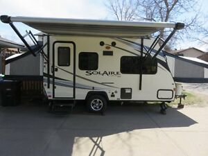 Palomino 147X by Solaire - Easily SUV Towable