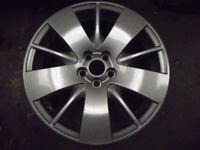 MG ZT rover 75 alloy wheels 17 inch starspoke refurbished Connoisseur etc