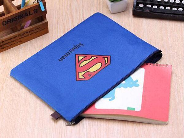 Superman Folder Bag