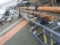 36 foot Wooden Mast