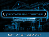 PAINTING CONTRACTOR |  RESIDENTIAL PAINT 514.434.8777