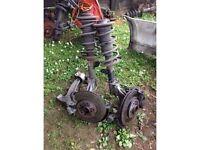 Vectra c facelift 1.9 Cdti x1 front suspension leg n/s or o/s x1 vgc 07594145438