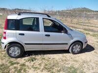 LHD Fiat Panda