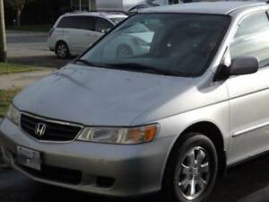 2002 Honda Odyssey EX-L, Very Good Condition, Need gone ASAP