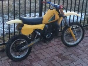 WANTED- ANY 80cc Motocross Bikes from 1979-1987. CR YZ RM KX