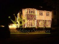 Wedding Stages, Wedding lights, Indian wedding services, Asian wedding stages, marquee hire, Ilford