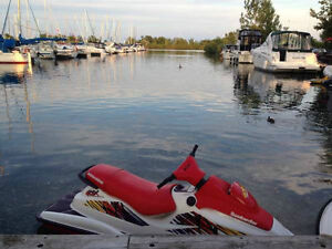 1997 Seadoo GSX with Northtrail Trailer