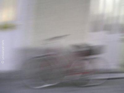 MARIO STRACK - Parking 4 (Fahrrad) limitiert Fotografie Original sign. xx Bilder