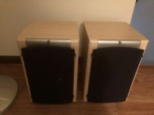 JBL S38BE Studio Series Speakers Home Stereo