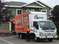 QUICK AND EASY MOVING LTD ( KELWONA TO VANCOUVER)